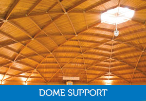 Dome Support