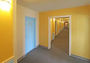 Renovated Hallway