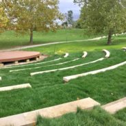 Amphitheater Stage Completed